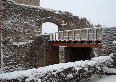 Photo - Useldange en hiver